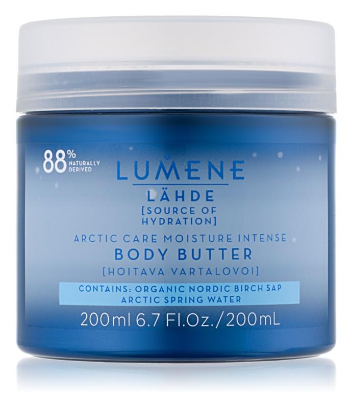 Lumene Lähde [Source of Hydratation] unt de corp intens hidratant